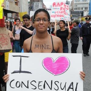 SlutWalk NYC