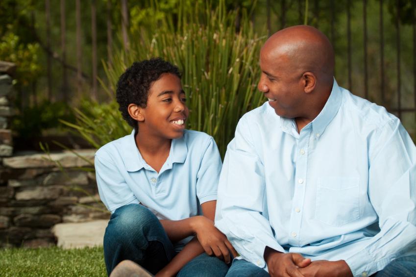 Black mentor & mentee