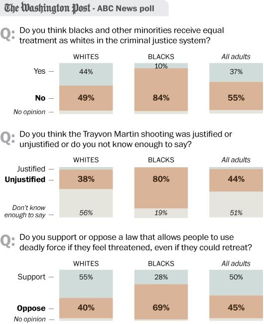 Trayvon Martin Poll