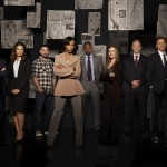 Quick Glance at ABC's New Show, Scandal with Kerry Washington