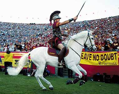 Filed UnderUniversity Of Southern California Mascot