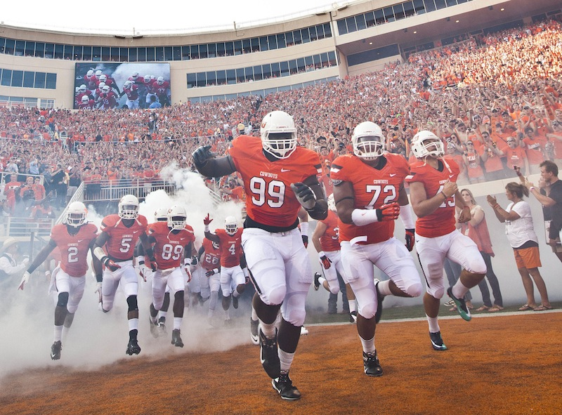 NCAA Football: Savannah State at Oklahoma State