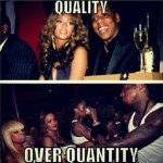 Quality over Quantity