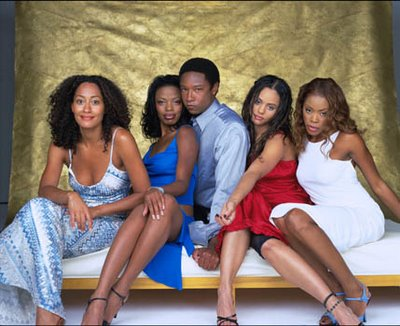 Cast of Girlfriends