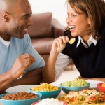 black-couple-eating1