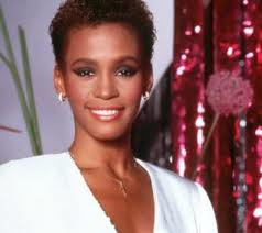 whitney houston young