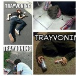Disturbing Pictures Show White Folks #Trayvoning