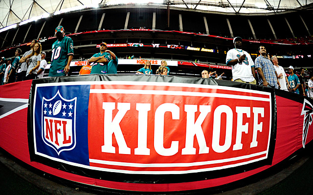 NFL: Miami Dolphins at Atlanta Falcons