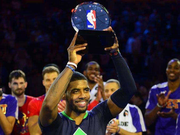 Kyrie MVP