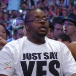 shocked fan wwe