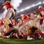 Ohio State football trample