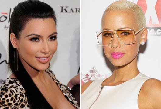 kim-kardashian-amber-rose