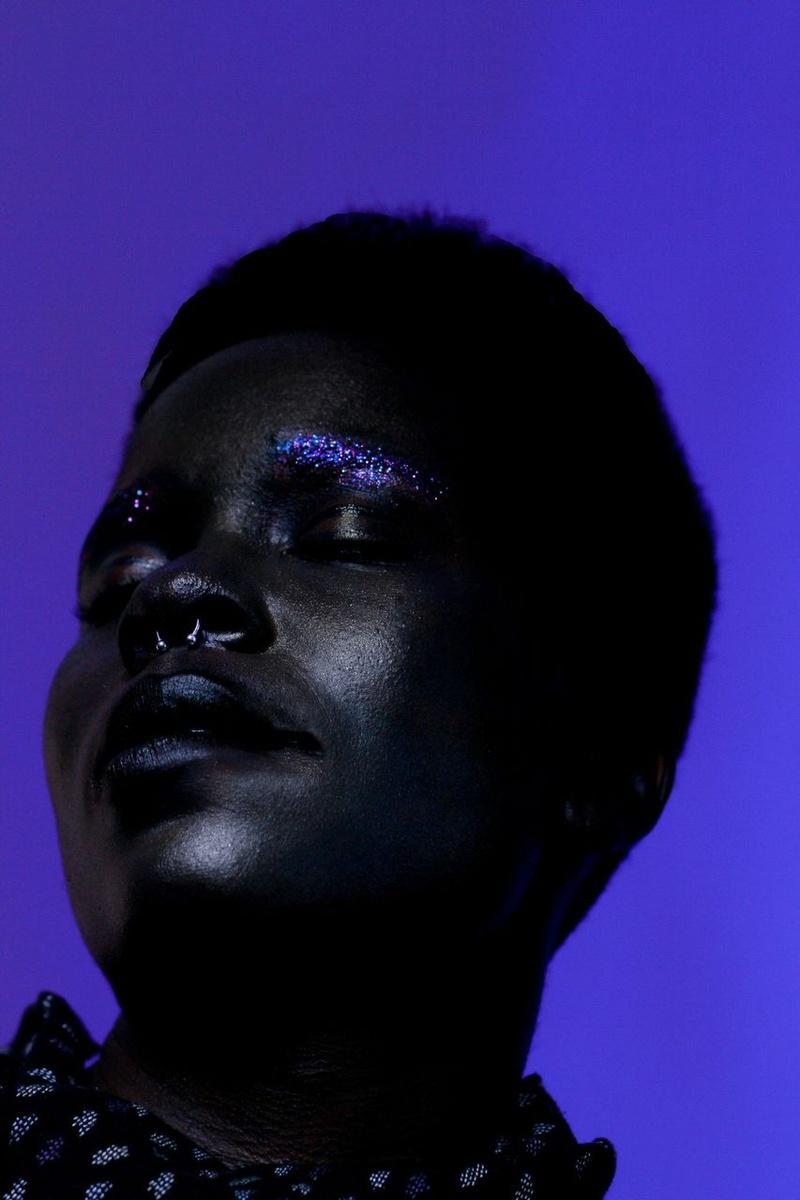 Photo by theSUNK; Model JamiaLakita