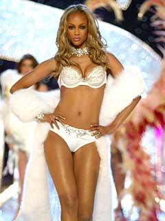 Tyra Banks: An Angel