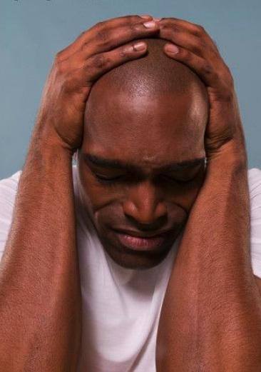 black-man-upset