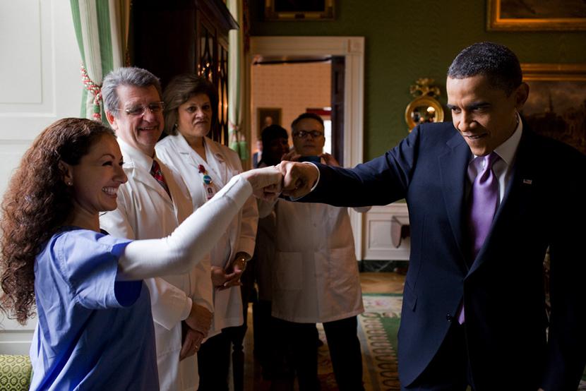ObamaFistBump