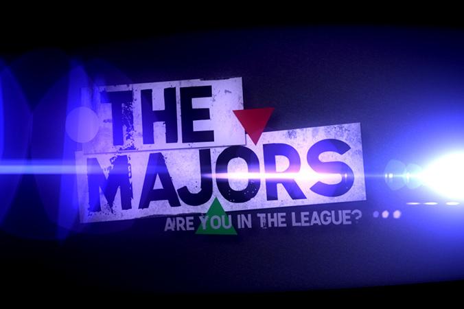 The MAJORS Logo