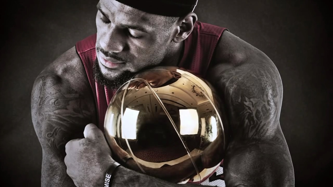 LeBron James Vs The Media And Perception Of Black Males In America