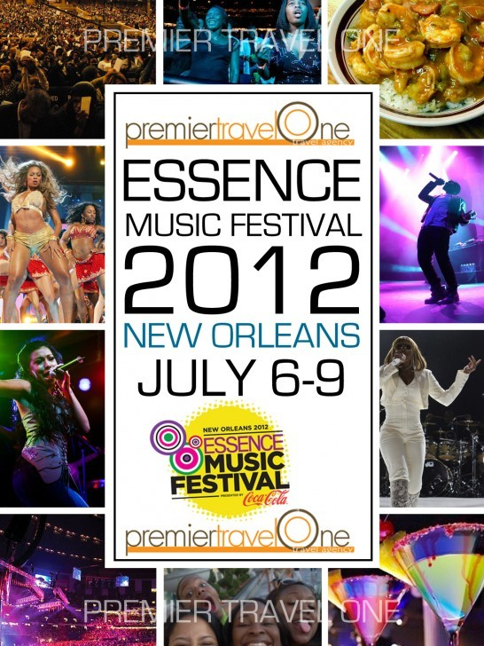 official essence music festival poster