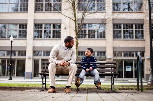 BlackFatherhood Parenthood