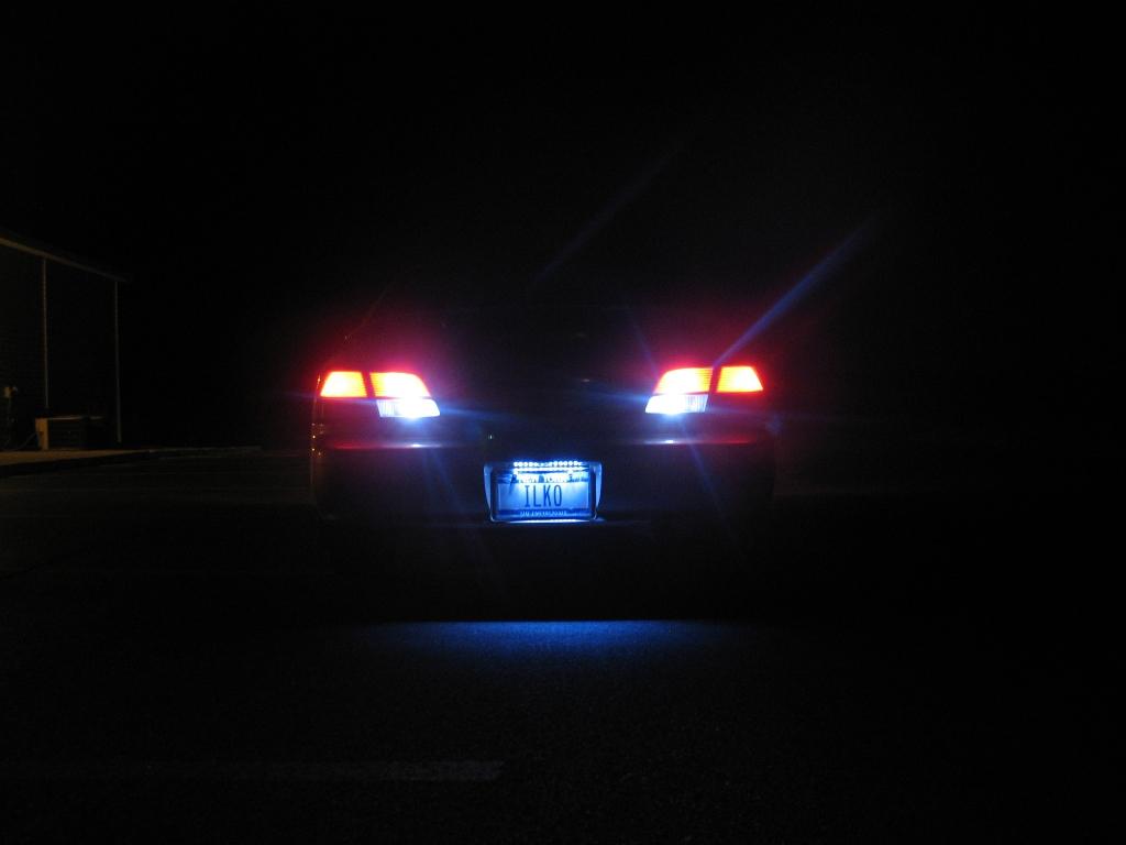 LED License4