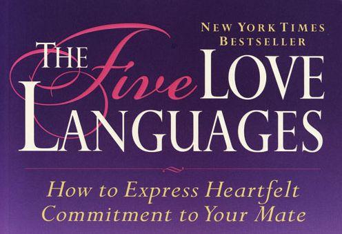 love languages book