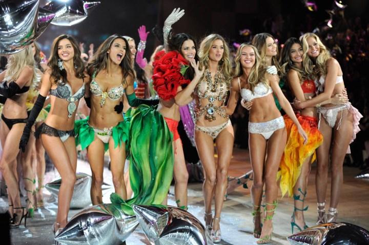 2012 Victoria's Secret Fashion Show – Runway