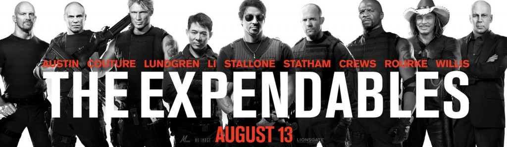 Expendables Banner Poster[1]