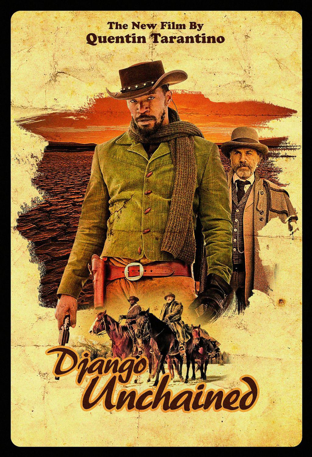 django-unchained-fan-poster-foxx-waltz