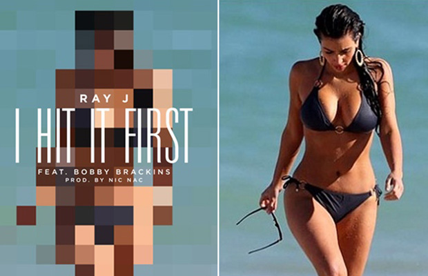I Hit It First cover