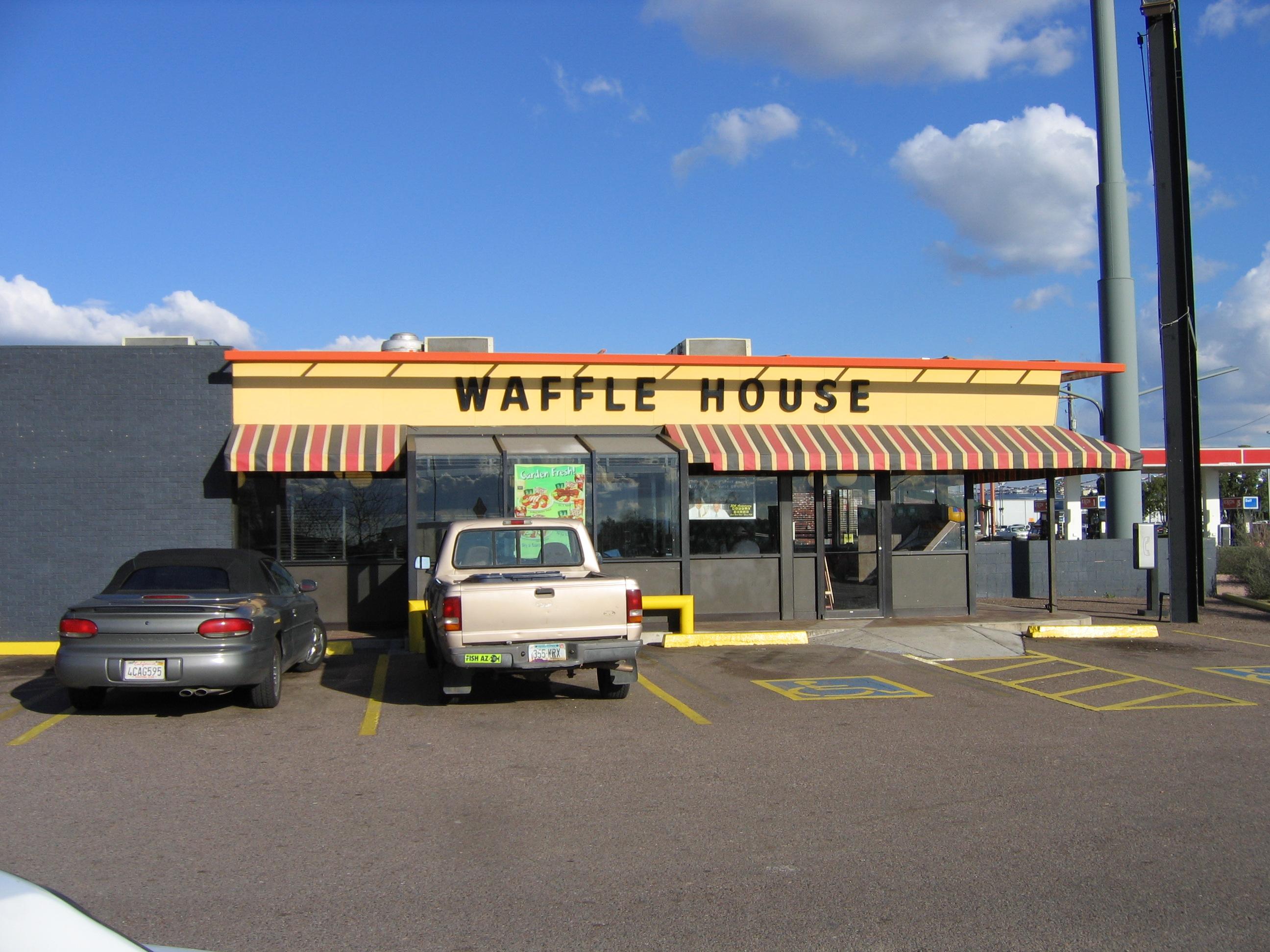 waffle house - photo #31