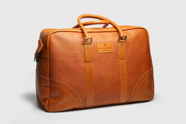 Fly Men's Bag for the urban profession. You don't say.