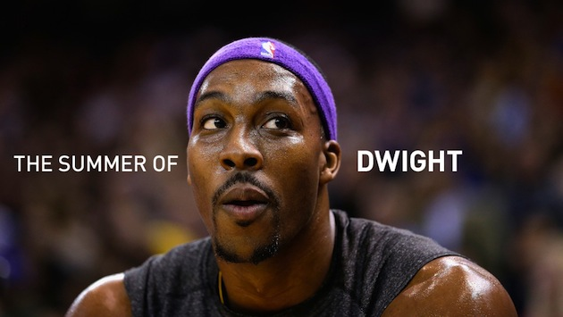 dwight howard to houston rockets