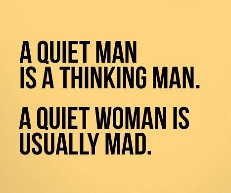 quiet-woman