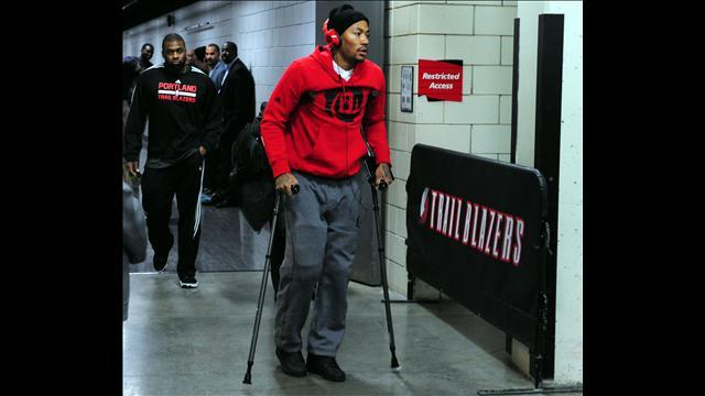 DRose crutches