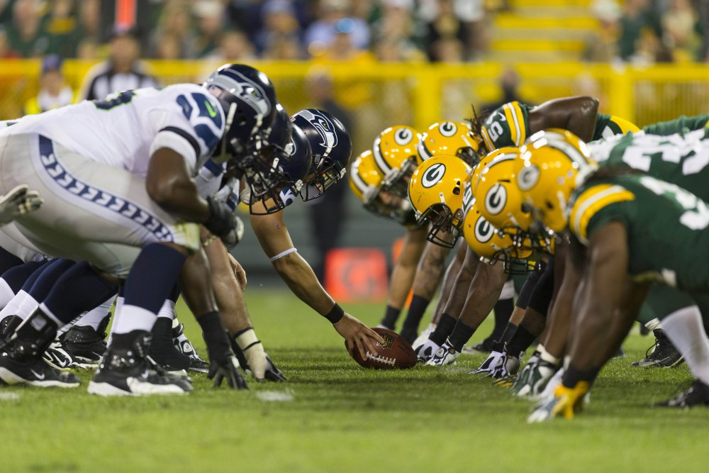 NFL: Preseason-Seattle Seahawks at Green Bay Packers