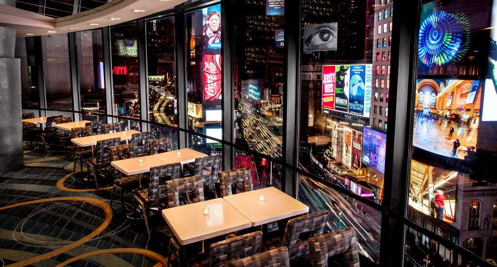 Marriott Marquis Ny Restaurant